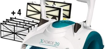 Recensione Maytronics Dolphin X Force 20 Digital